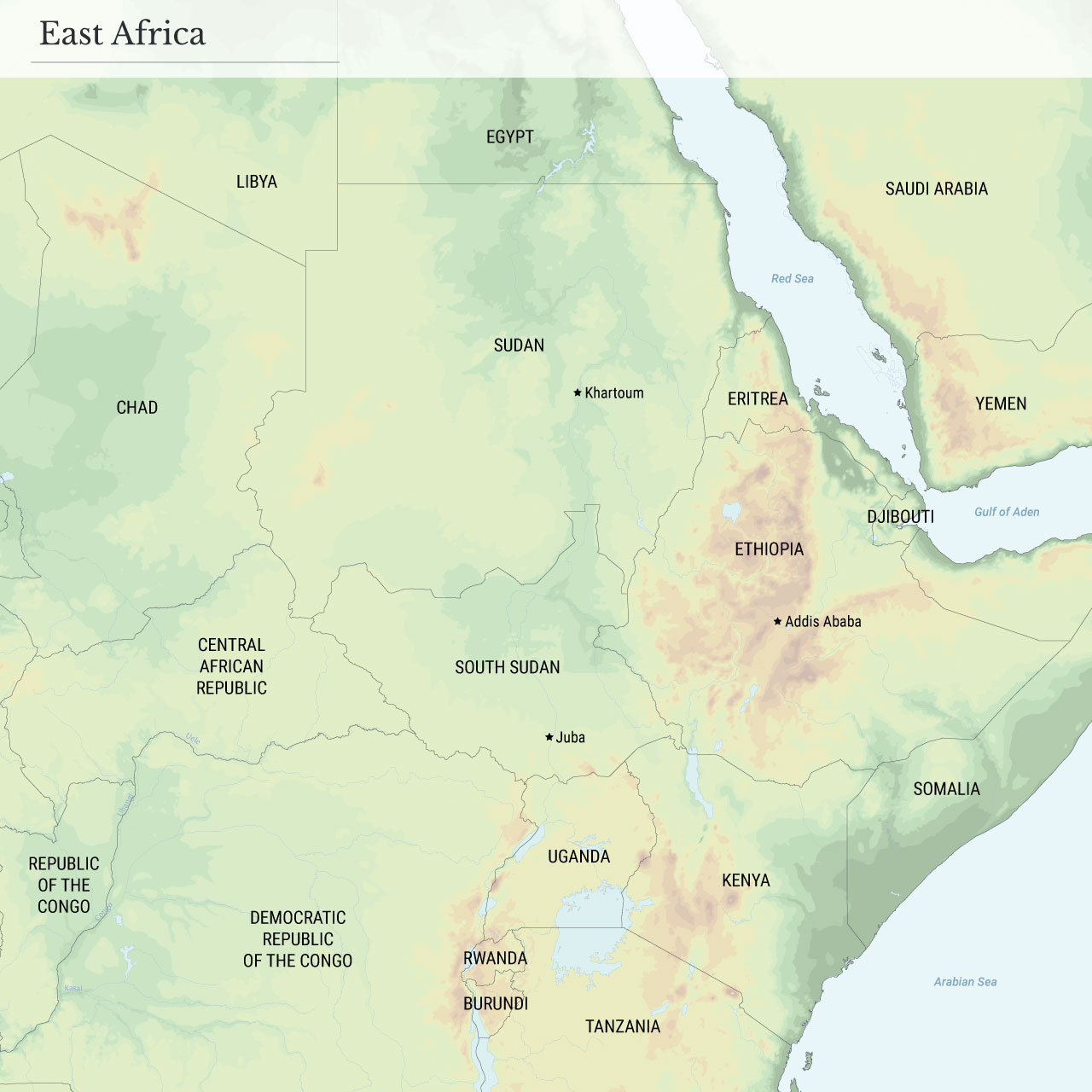 Ethiopia's Role in the South Sudan Peace Deal | Geopolitical