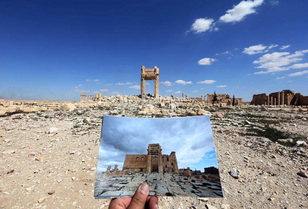 Syria Bel Temple