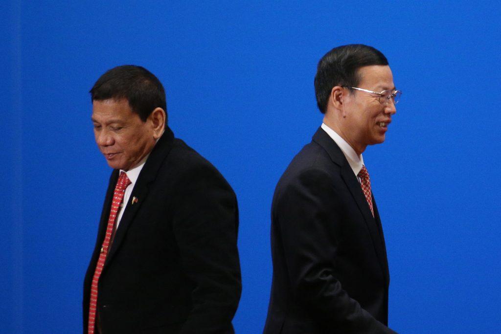 CHINA-PHILIPPINES-DIPLOMACY