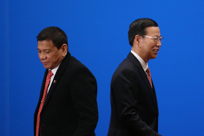 Philippines Duterte China