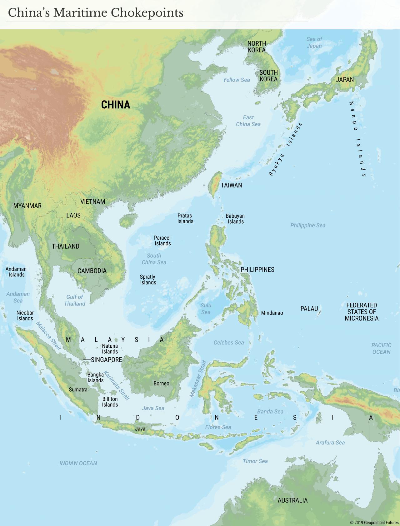 china-sea-choke-points