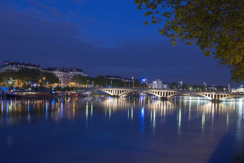 FRANCE-LYON-SAONE-FEATURE