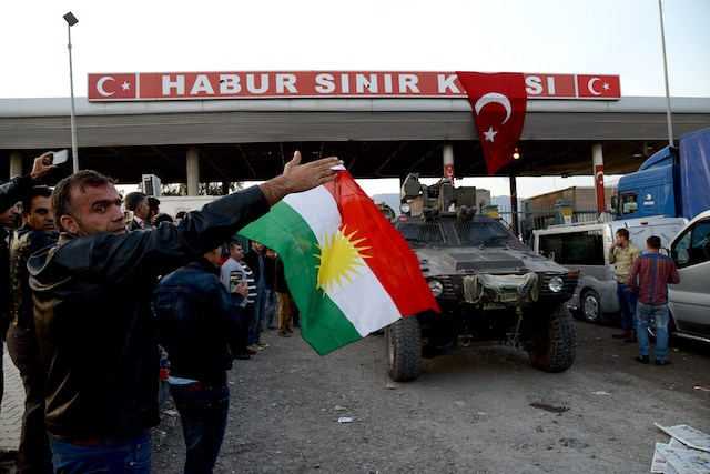 TURKEY-IRAQ-SYRIA-KURDS-KOBANE-CONFLICT