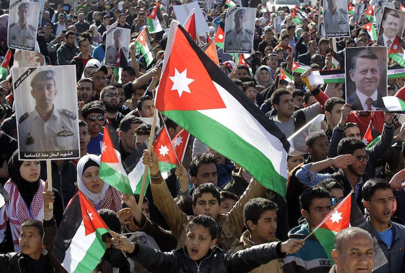 JORDAN-IRAQ-SYRIA-CONFLICT-IS-DEMO