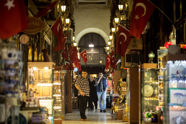 Instability And Sanctions Unsettle Turkish Economy