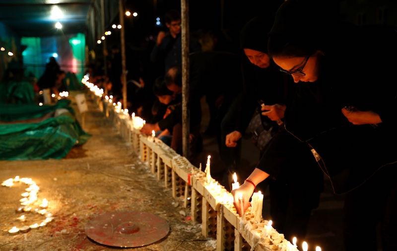 IRAN-RELIGION-ISLAM-ASHURA