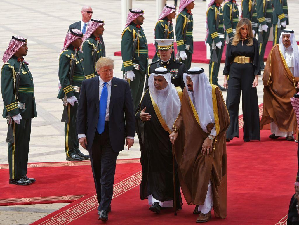 US Saudi Arabia Rex Tillerson
