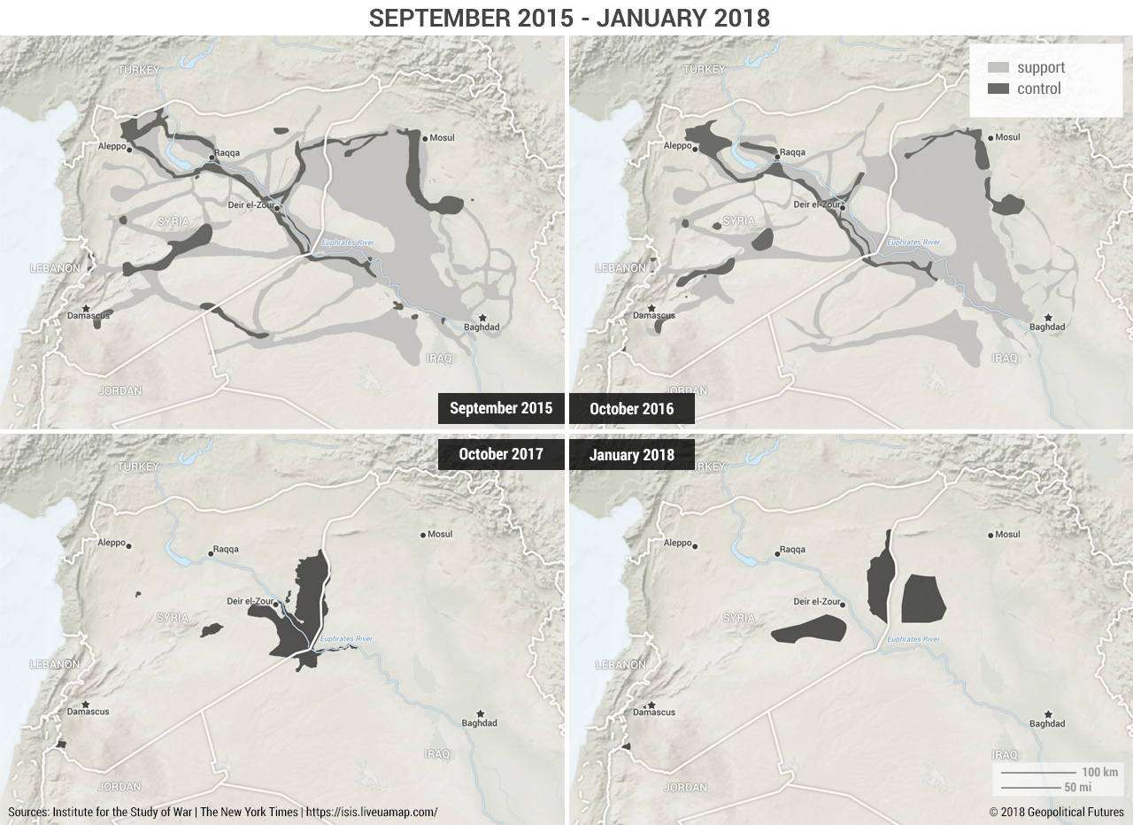 A Short History of the Islamic State | Geopolitical Futures on
