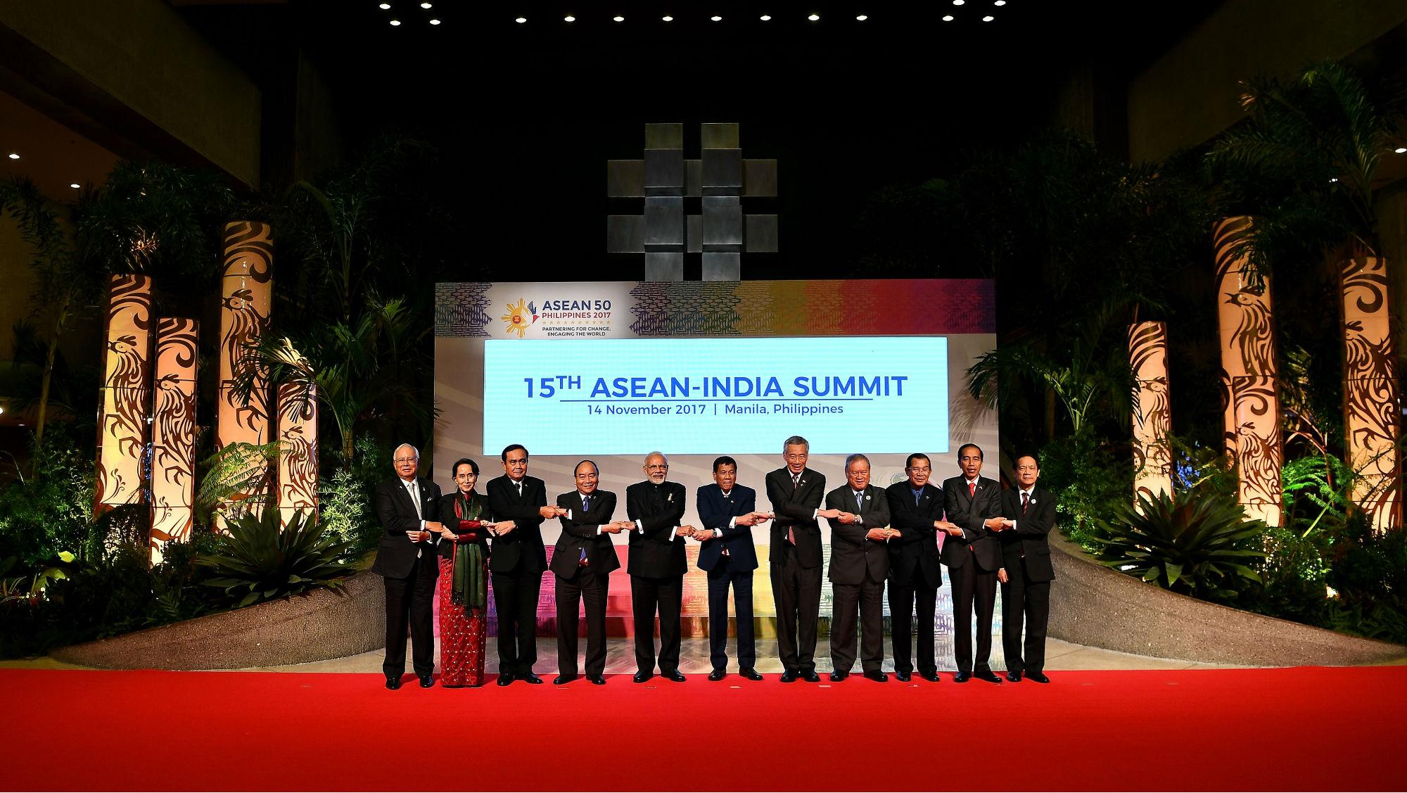India ASEAN Southeast Asia
