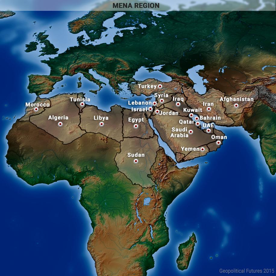 MENA-region