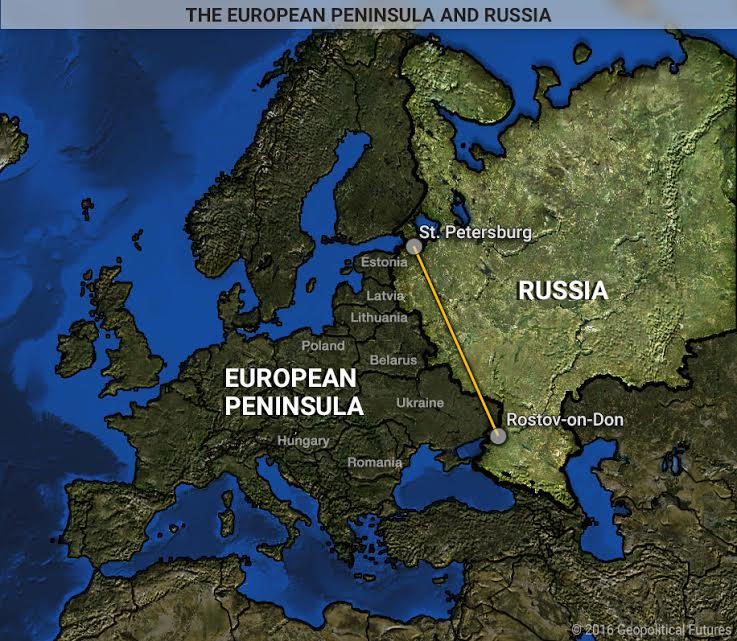 Mauldin - European Peninsula and Russia