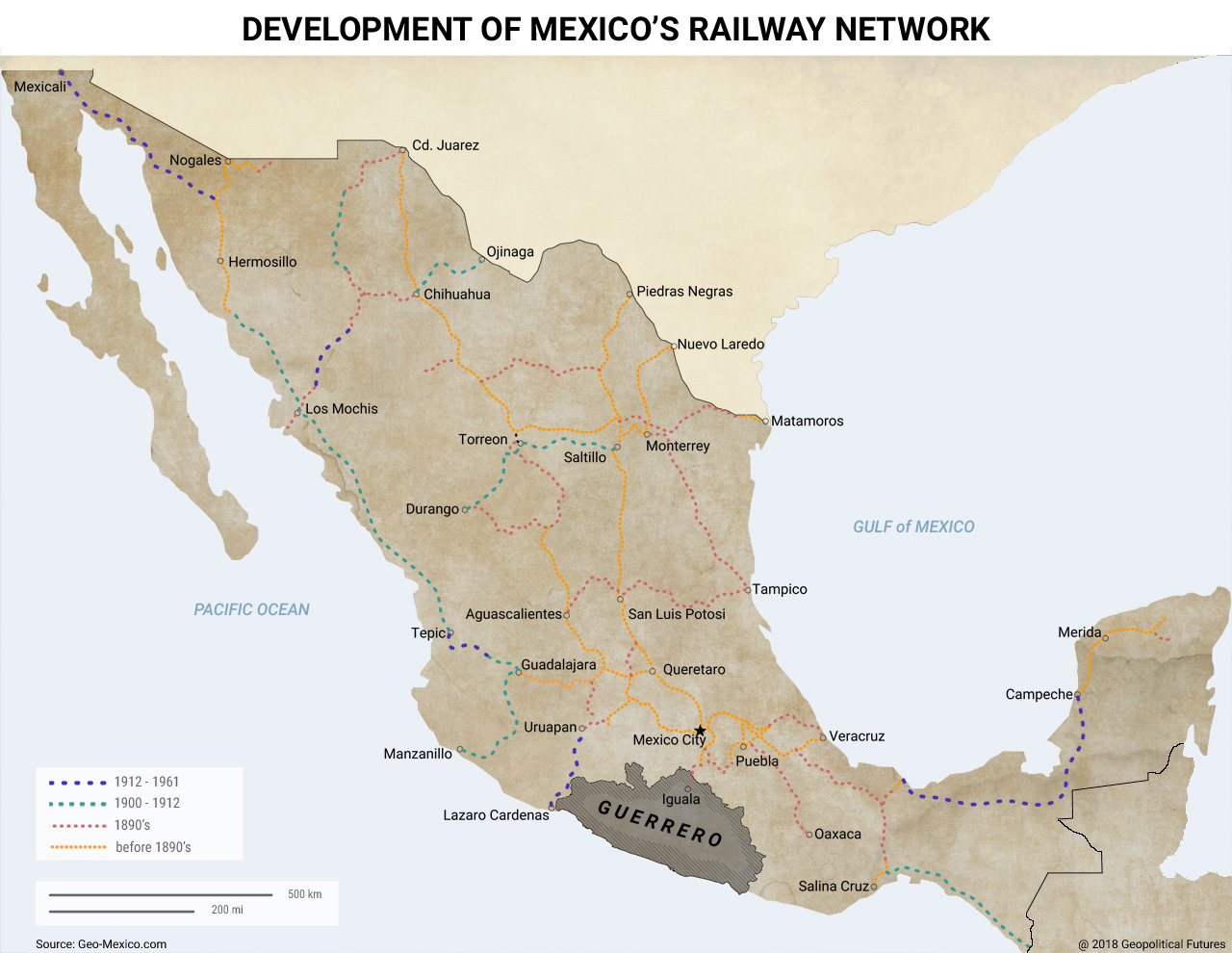 Derailed Development in Southern Mexico | Geopolitical Futures