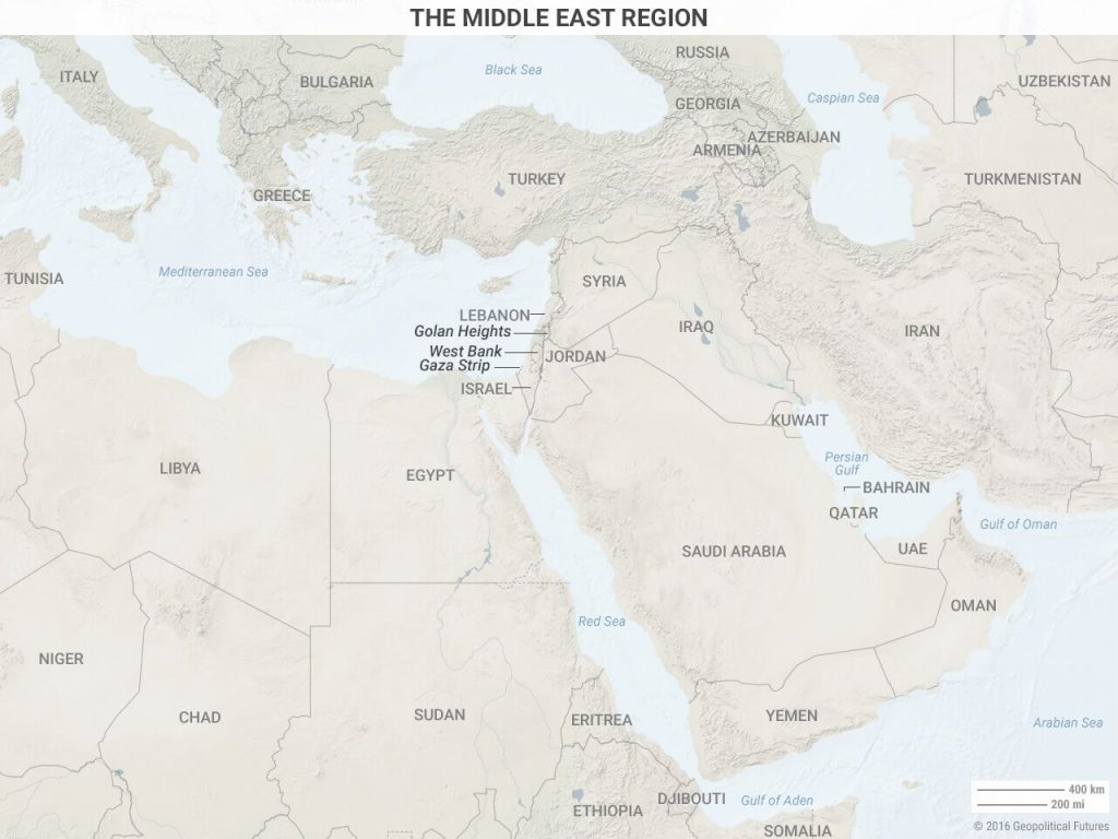 middle-east-region