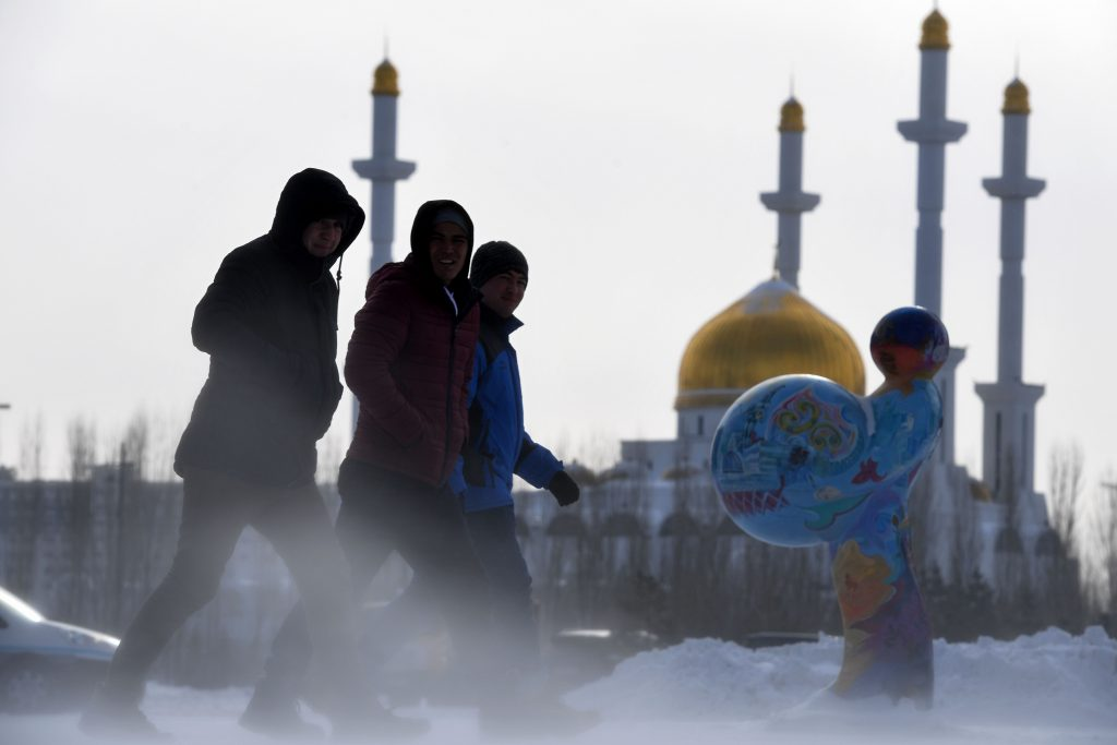KAZAKHSTAN SYRIA PEACE TALKS