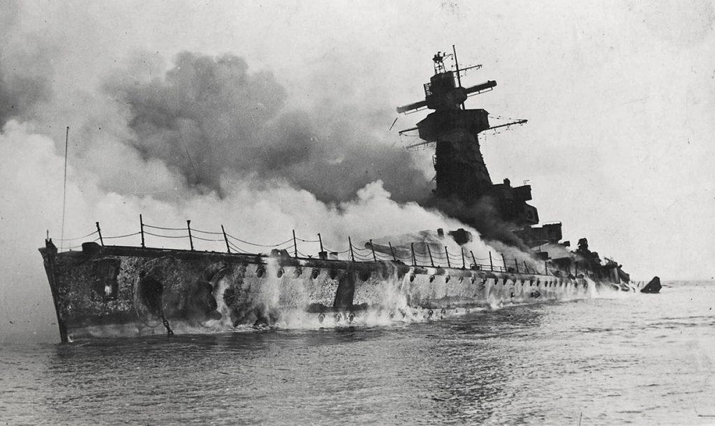 Uruguay WWII