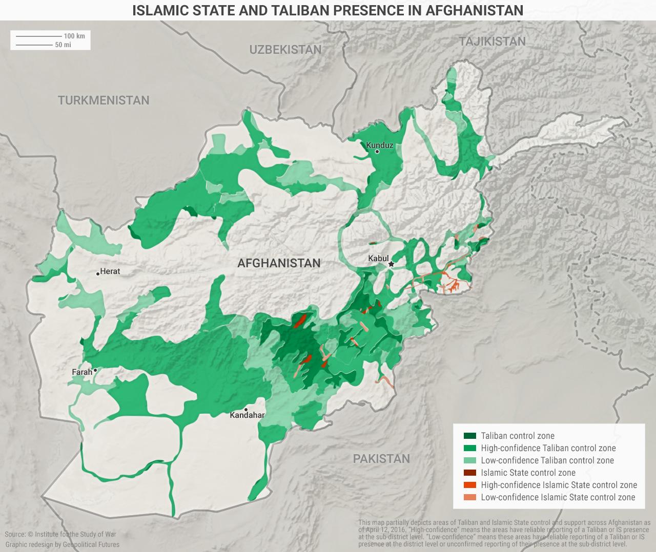 afghanistan-taliban-isis