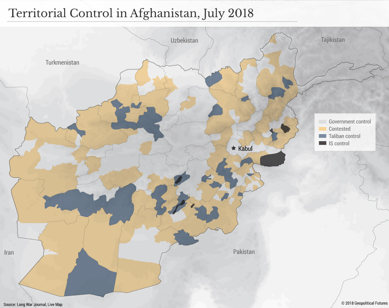 In Search of Victory in Afghanistan | Geopolitical Futures