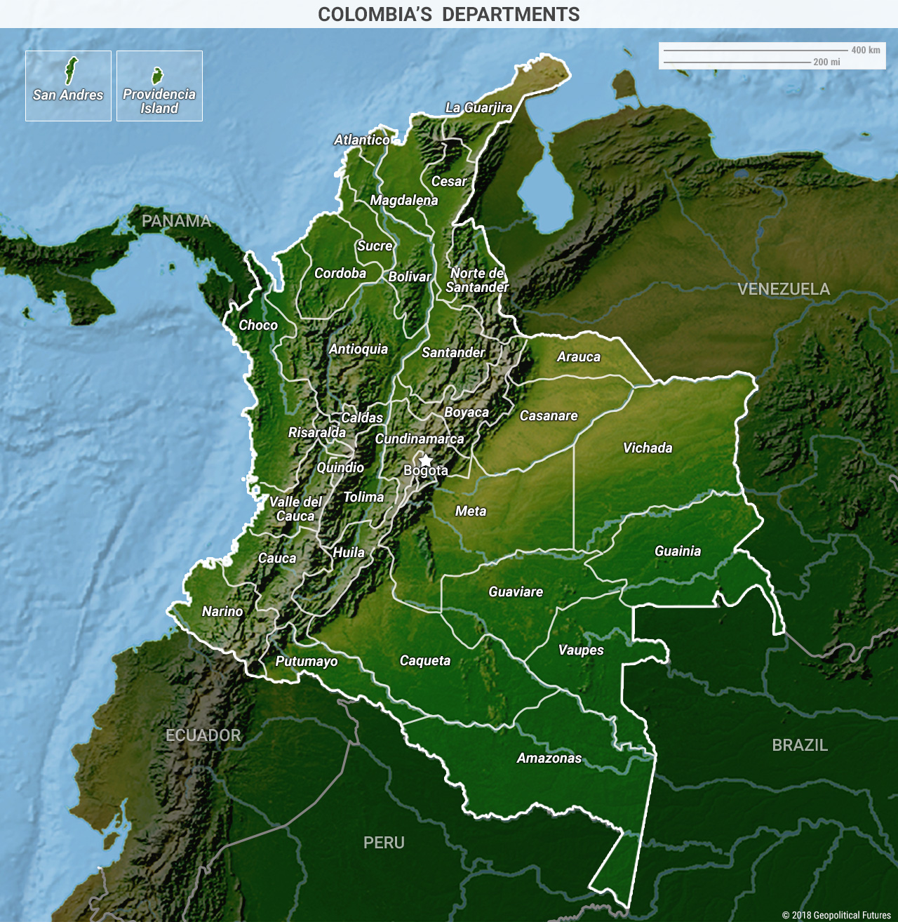 Colombia's Problem With Mexican Cartels   Geopolitical Futures