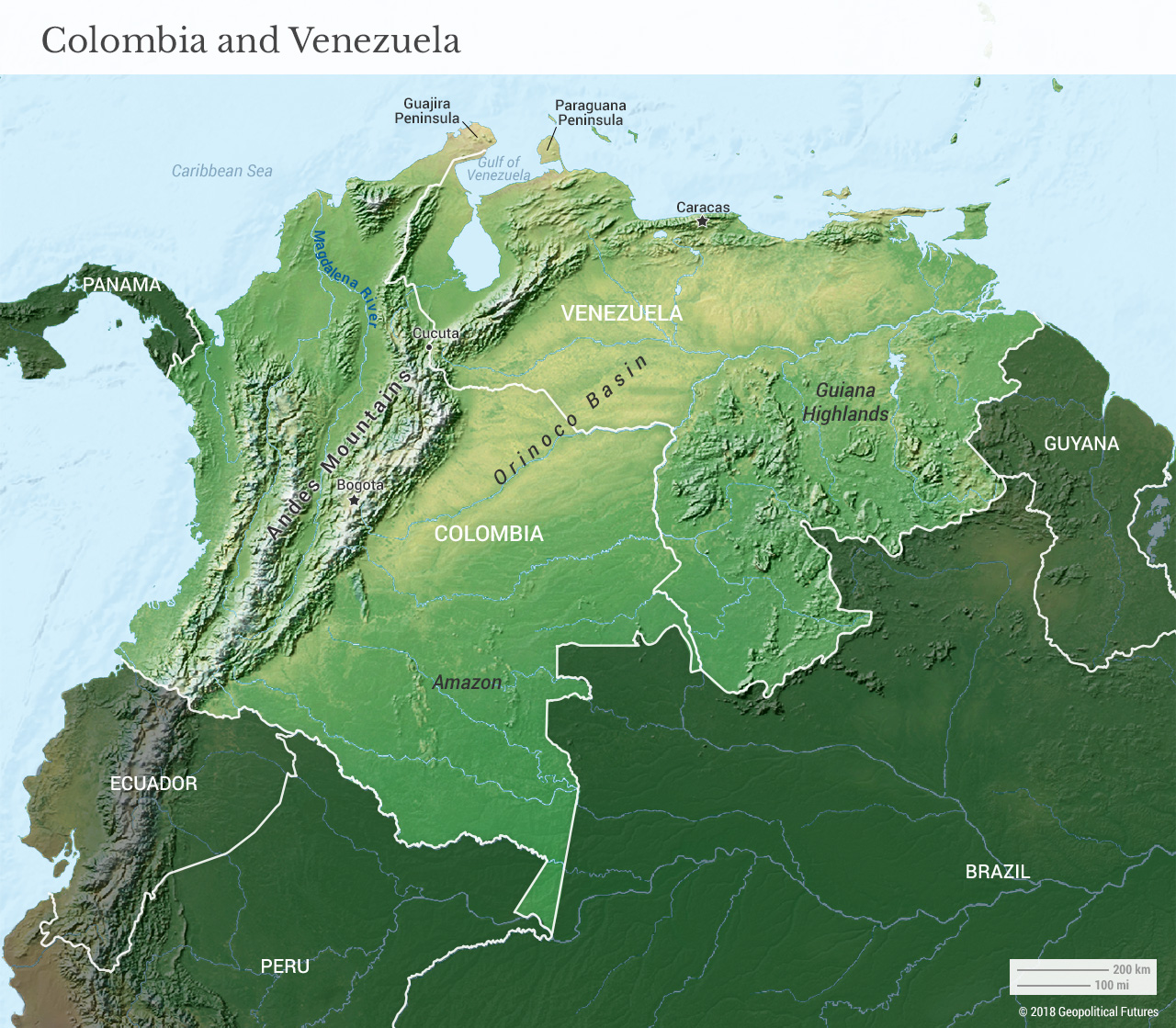 Why Venezuela Can\'t Be Like Colombia | Geopolitical Futures