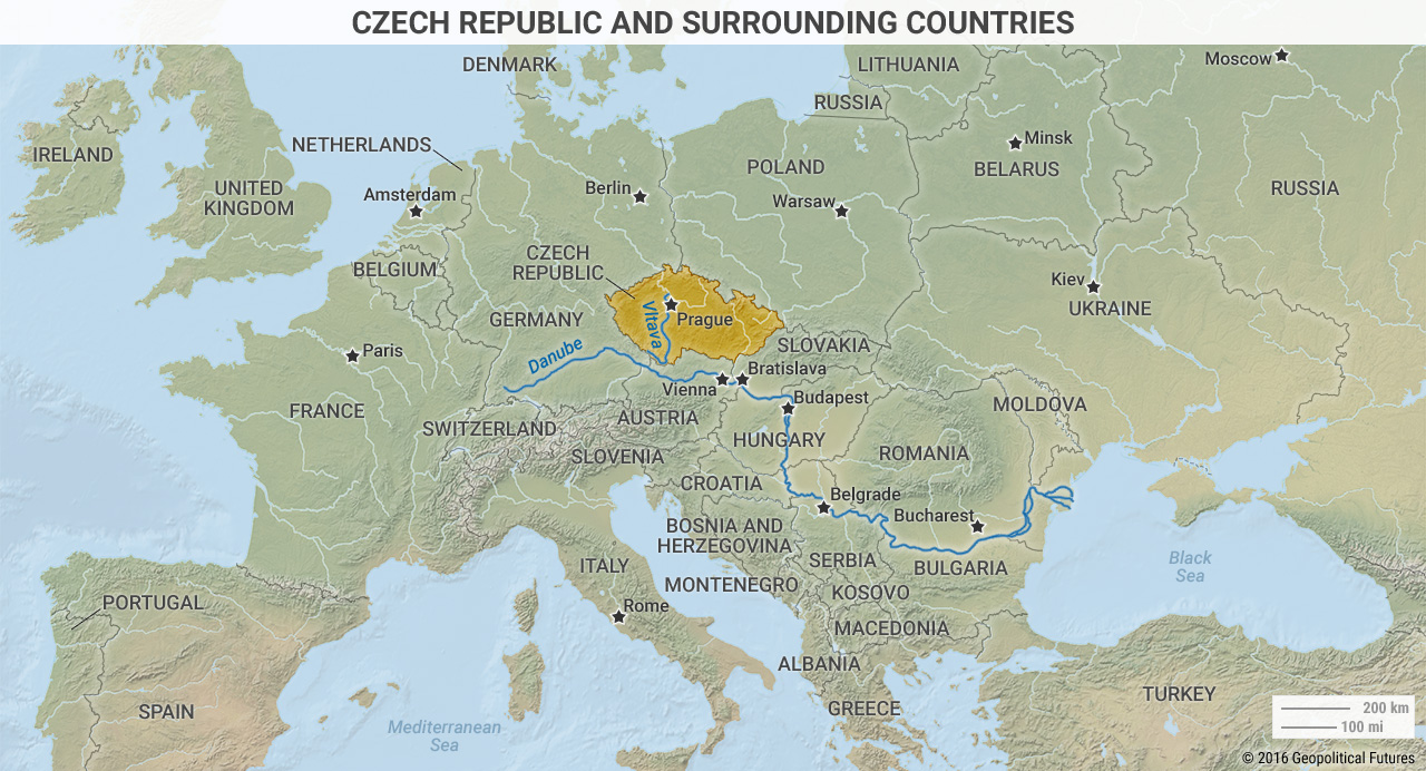 czech-republic-surrounding-countries