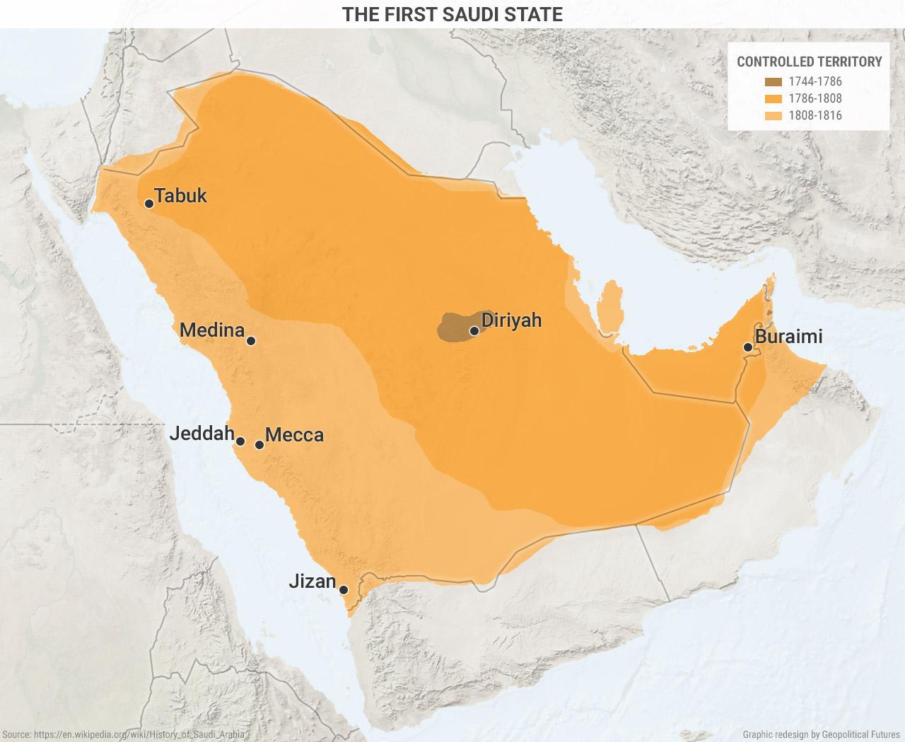 first-saudi-state