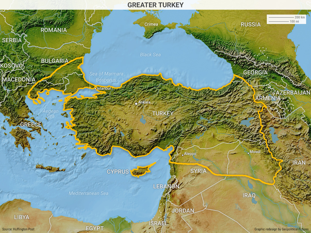 Why Turkey Can\'t Stay Out of Syria | Geopolitical Futures
