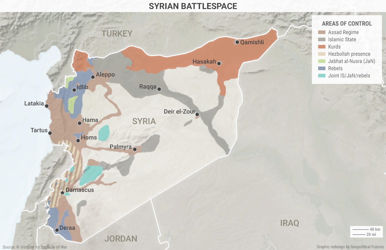 islamic-state-IS-the-syrian-battlespace