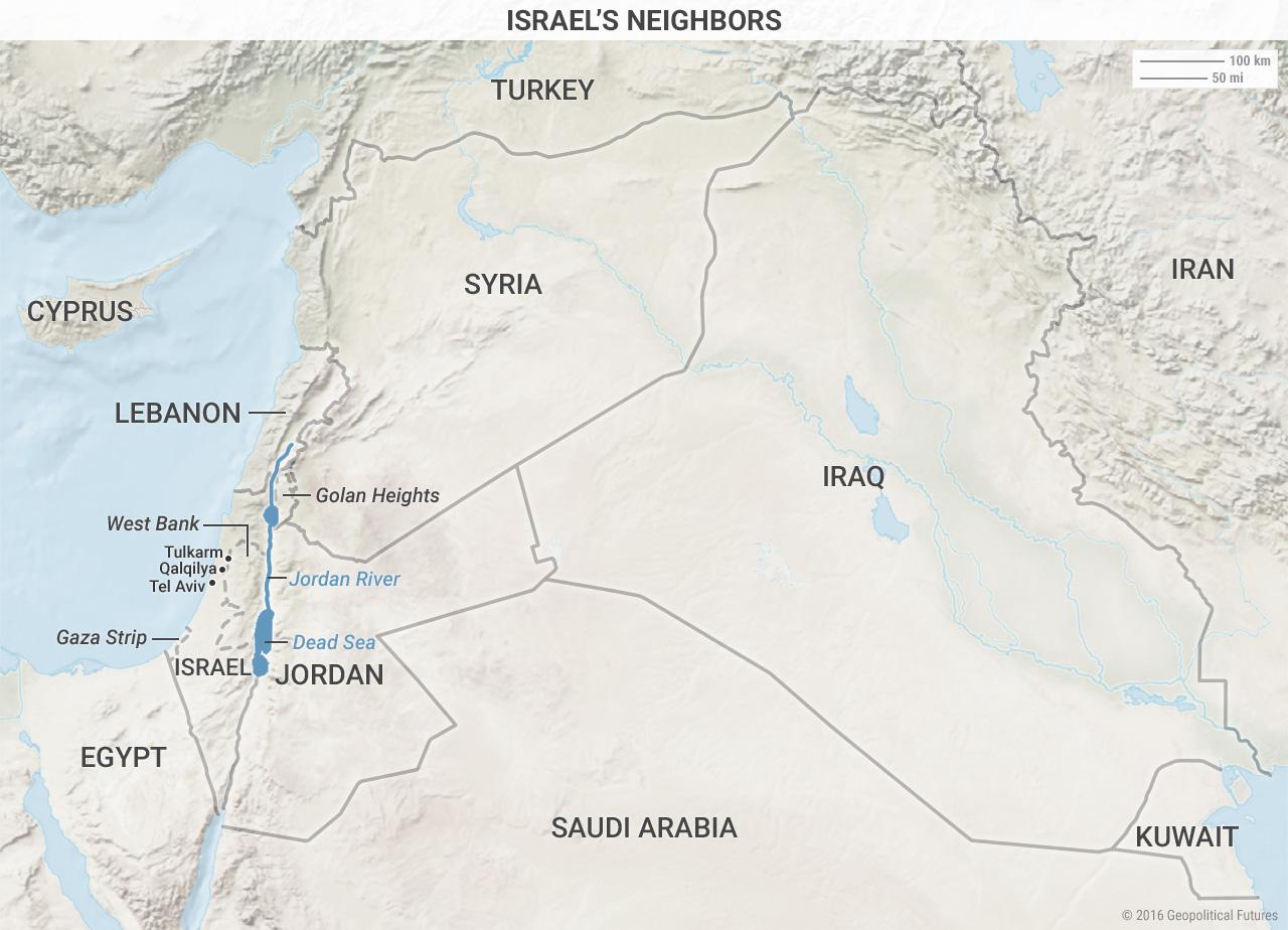 israel-neighbors