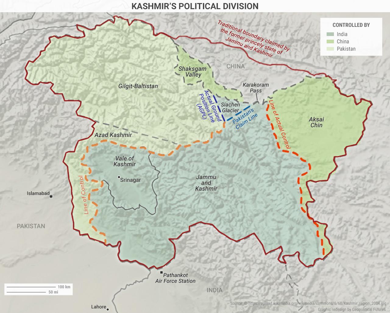 kashmirs-political-division