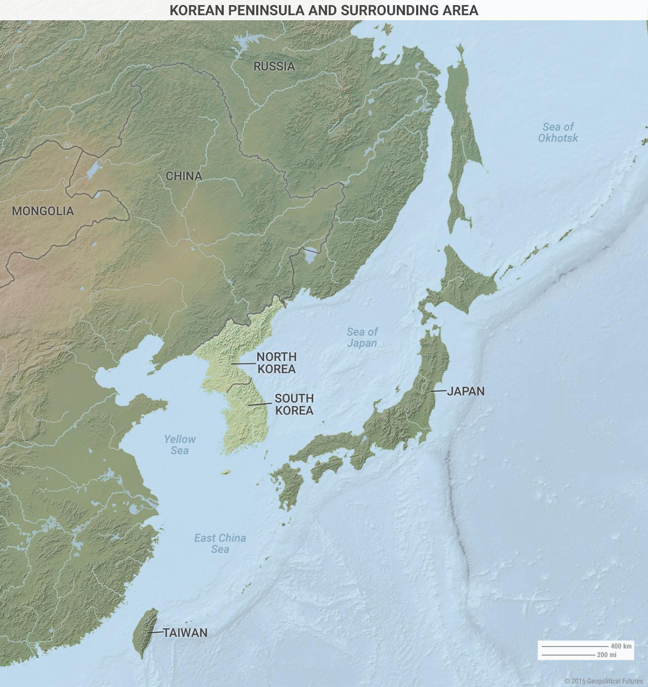 korean-peninsula-surrounding-area