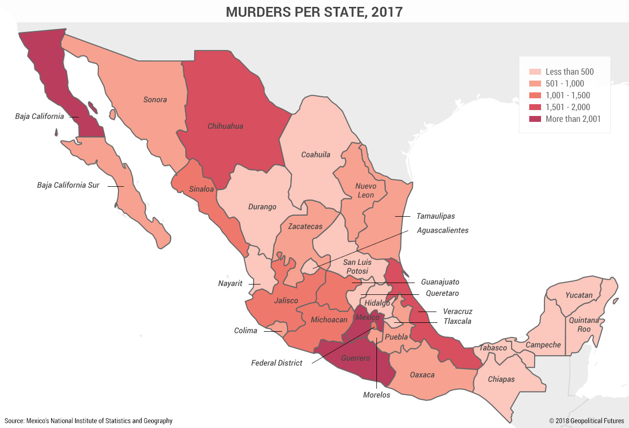 How Violence in Mexico Shapes Relations With the US