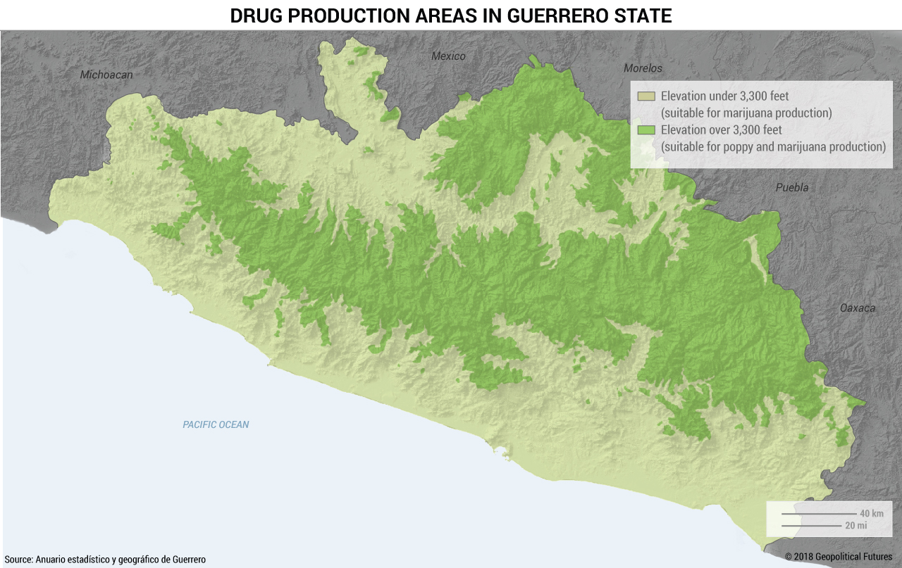 The Barriers to Development in Mexico's Guerrero State