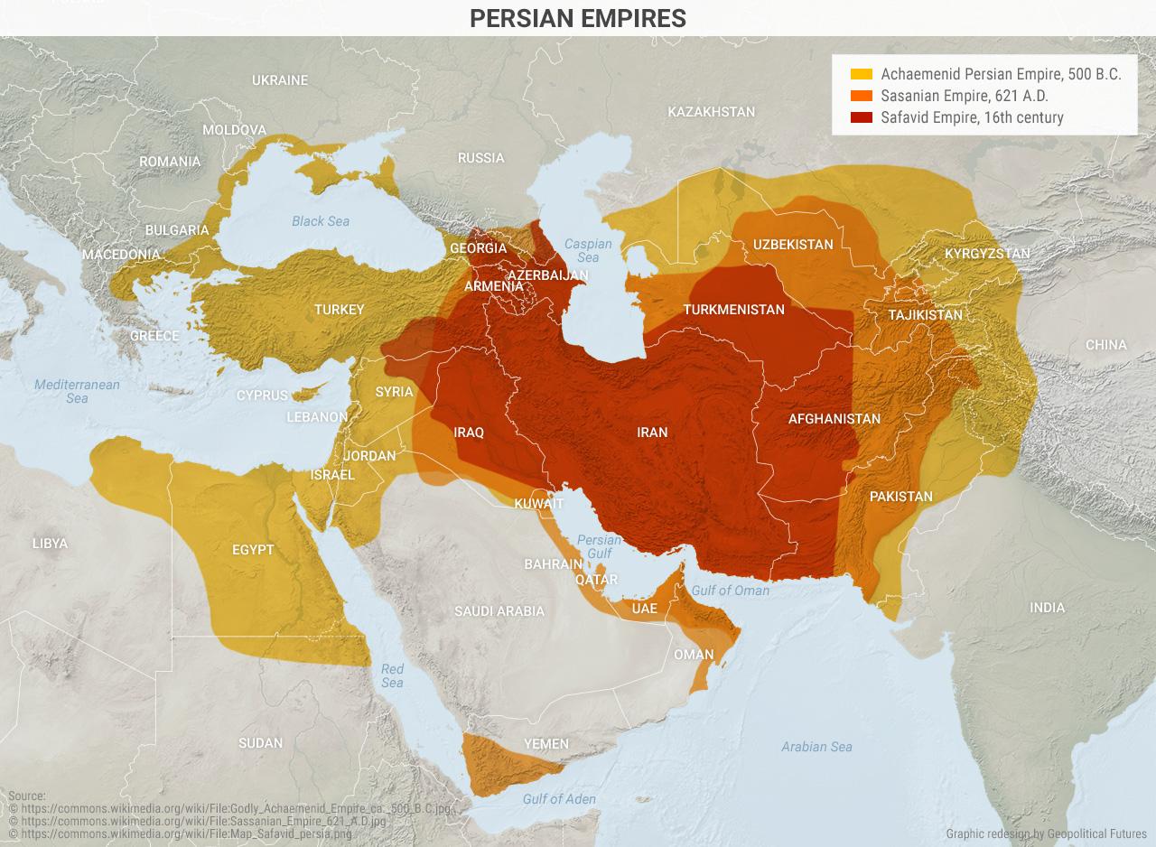 persian-empires