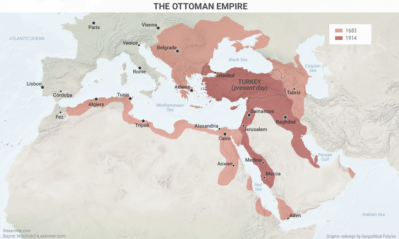 turkey-ottoman-empire