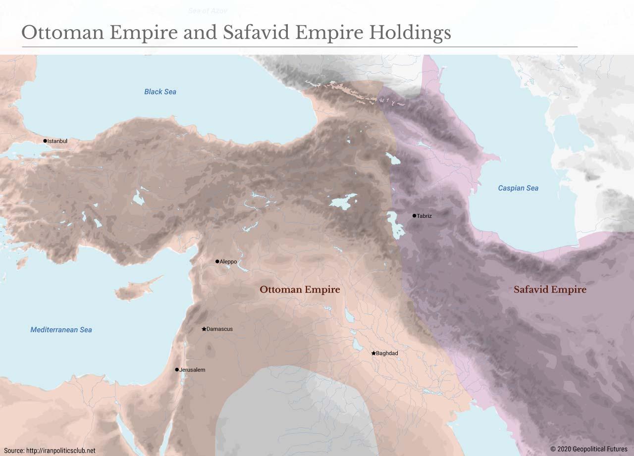 turkey-safavid-ottoman-empires