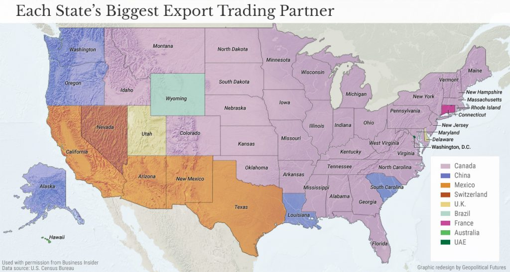 canada-each-states-biggest-export-trading-partner