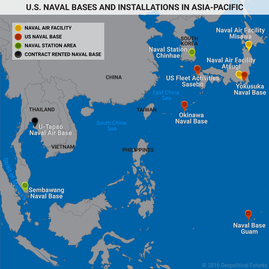 The Philippines\' Role in US Strategy | Geopolitical Futures