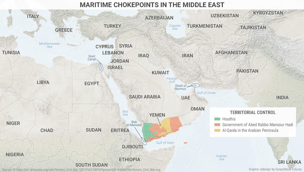 yemen-middle-east-maritime-chokepoints