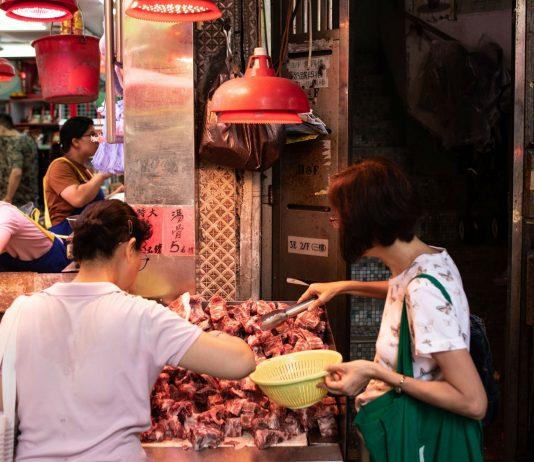 African swine fever in Hong Kong