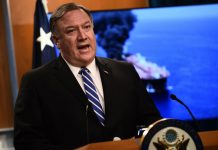 Mike Pompeo on tanker attack