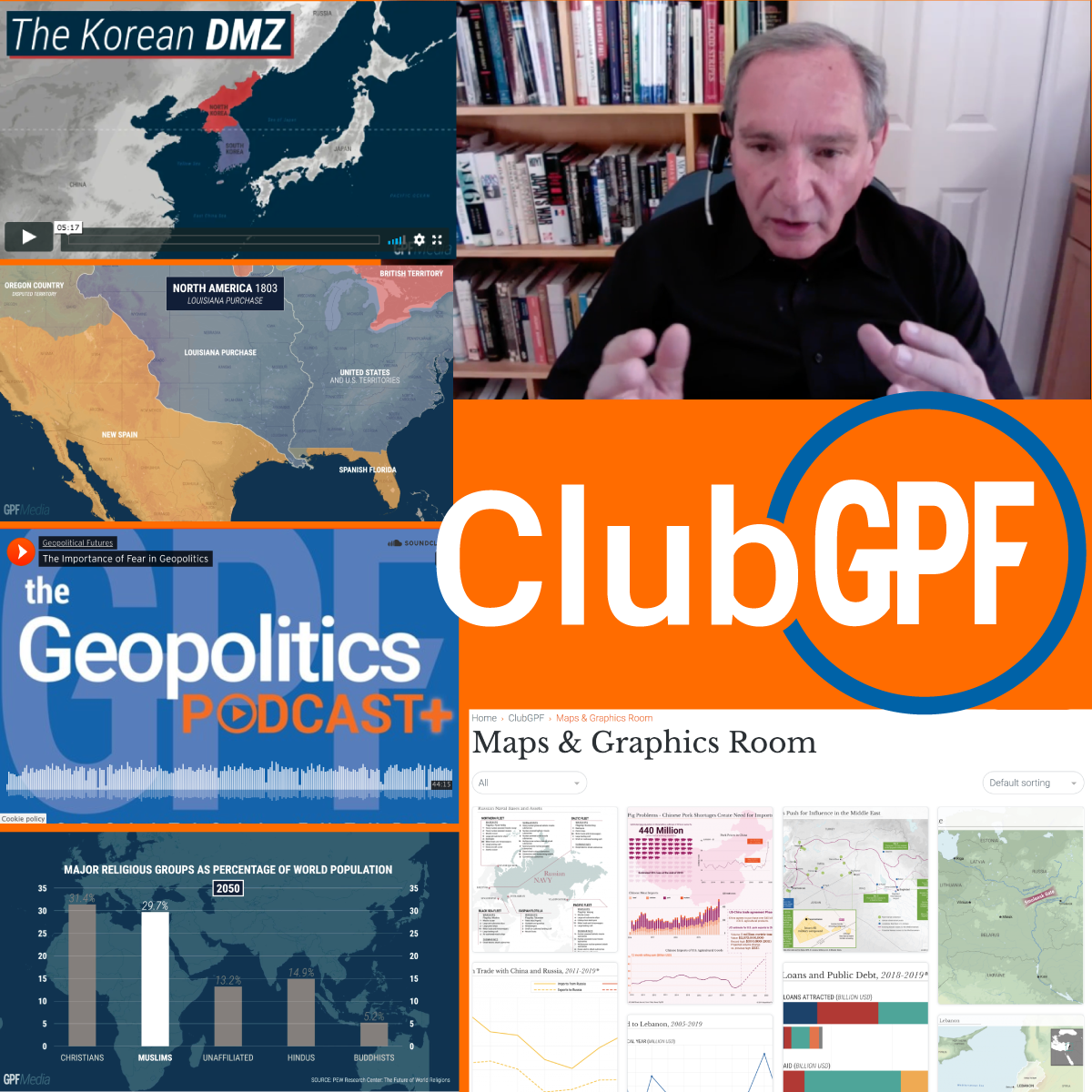 ClubGPF Membership + Subscription | Geopolitical Futures