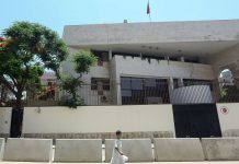 Turkish embassy in Libya