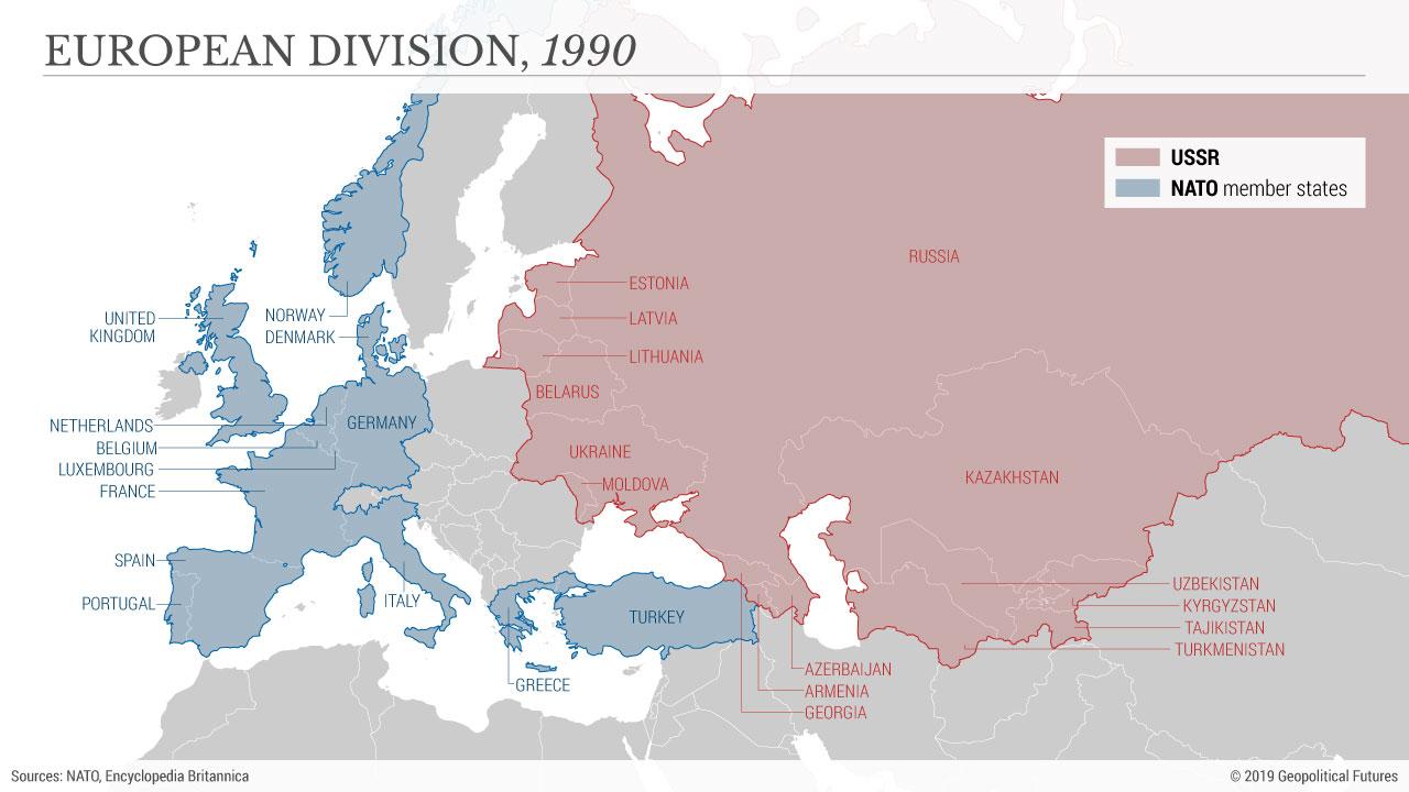 Divisione Europea, 1990