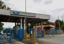 Ford factory closes in Brazil