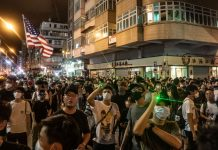 Hong Kong protests 2