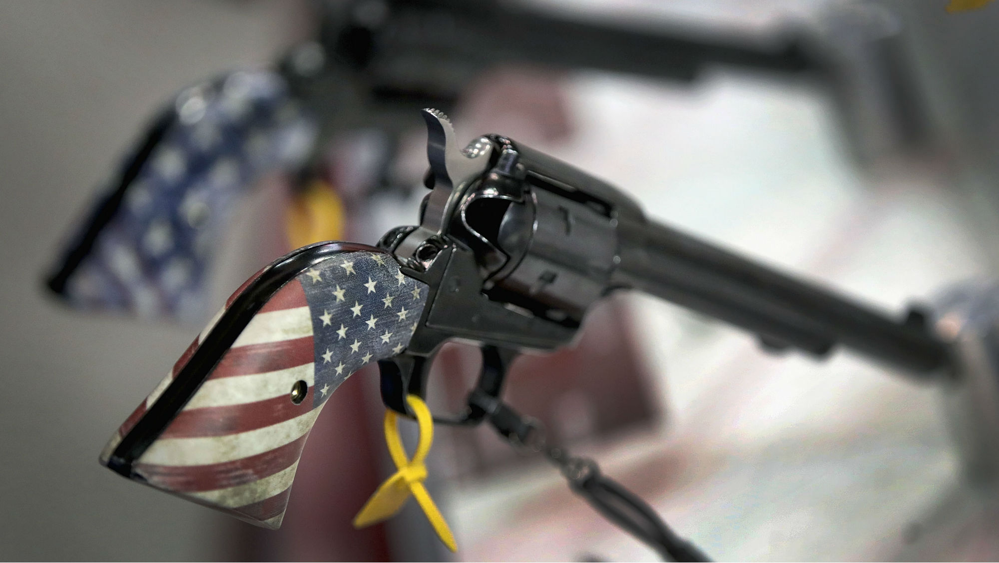 Dissenting Opinions: On Mass Shootings in the United States