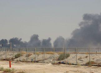 Drone attack on Saudi refinery