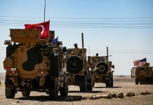 Turkey and US in Syria