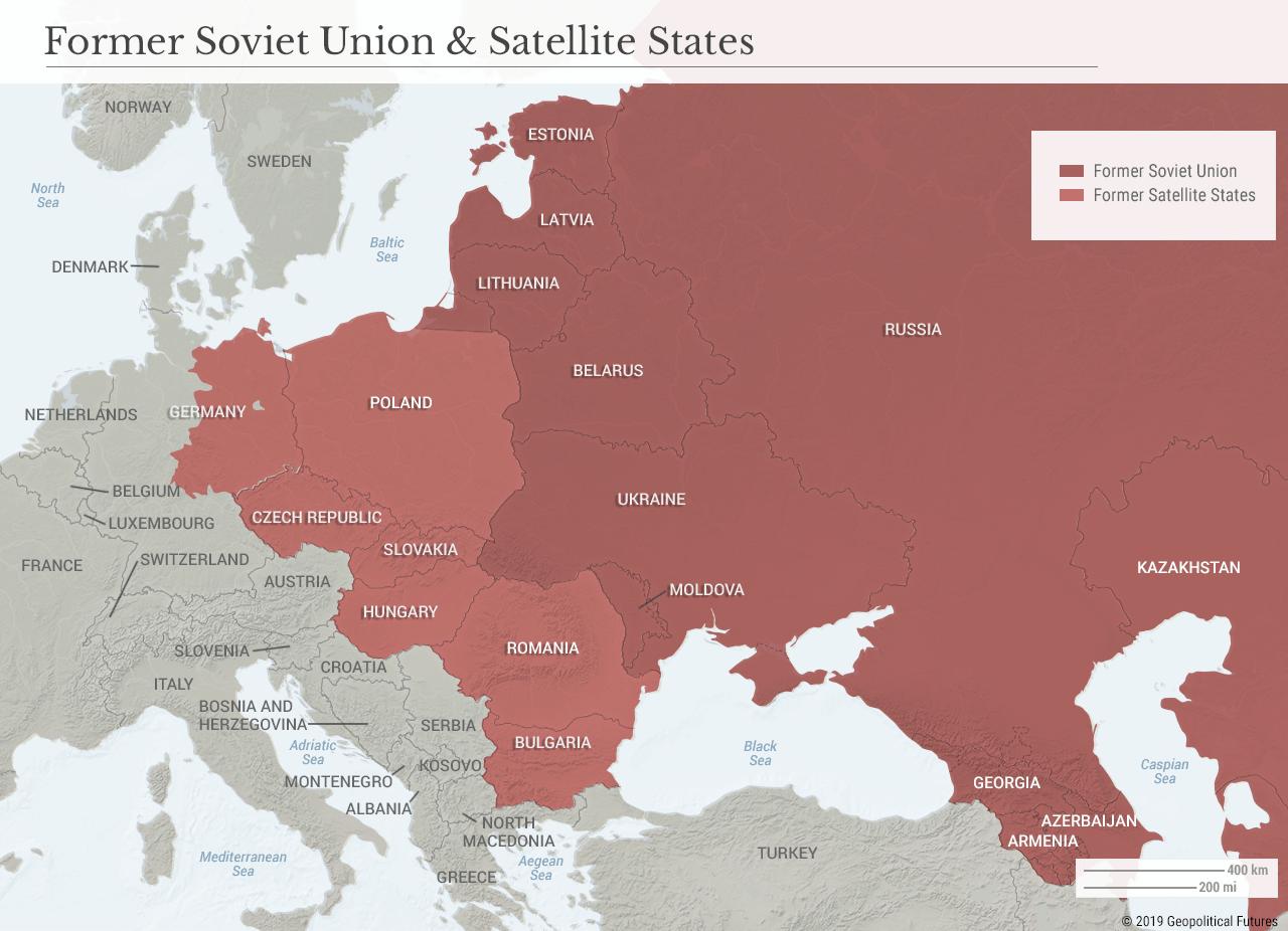 Former Soviet Union & Satellite States