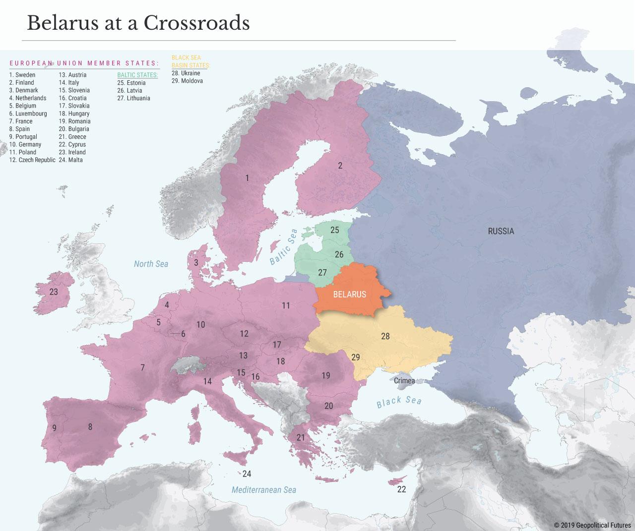 Belarus at a Crossroads
